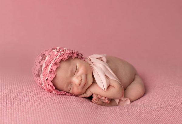 看得心肝颤的可爱婴儿睡姿