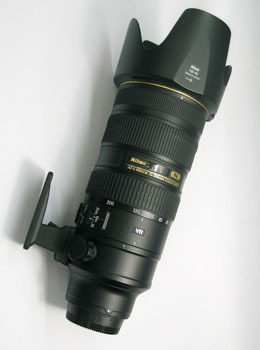 尼康大竹炮 AF-S 70-200/2.8G II ED 镜头
